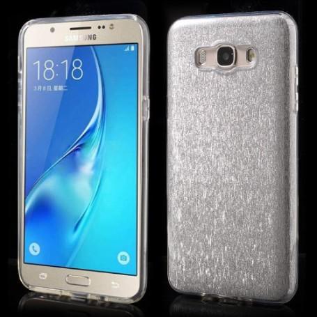 Samsung Galaxy J5 2016 hopeakimalle kuoret.