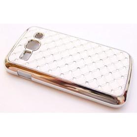 Galaxy Ace 3 valkoiset luksus kuoret