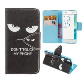 Sony Xperia XA do not touch my phone puhelinlompakko
