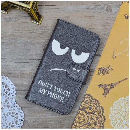 Lumia 550 do not touch my phone puhelinlompakko