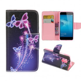 Huawei Honor 7 Lite perhoset puhelinlompakko