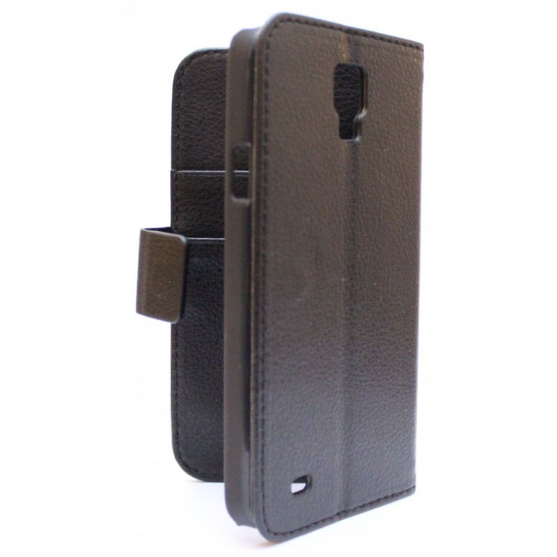 Samsung Galaxy S4 Active musta puhelinlompakko