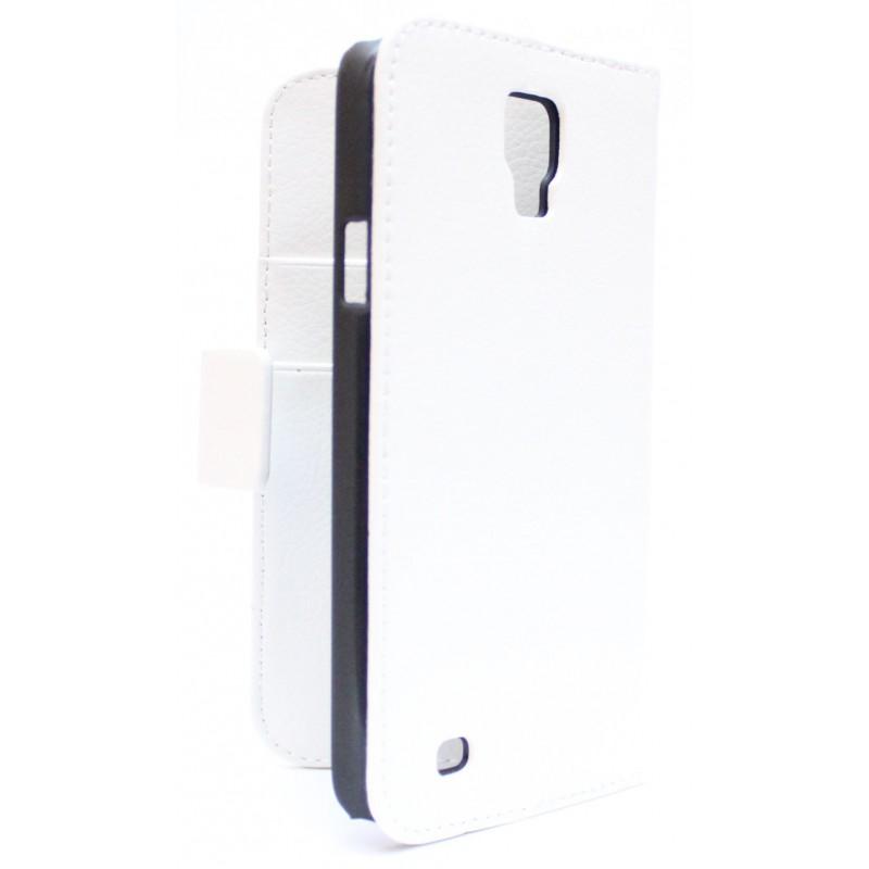 Samsung Galaxy S4 Active valkoinen puhelinlompakko