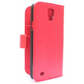 Samsung Galaxy S4 Active punainen puhelinlompakko