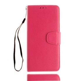 Google Pixel hot pink puhelinlompakko