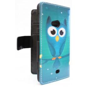 Lumia 625 pöllö puhelinlompakko