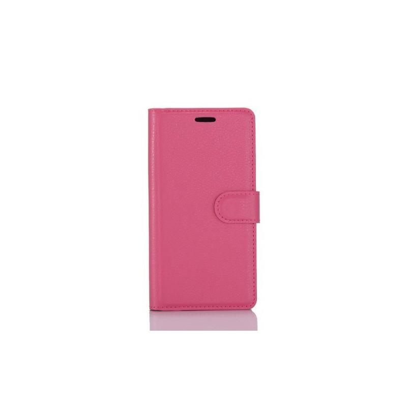 Nokia 6 pinkki puhelinlompakko