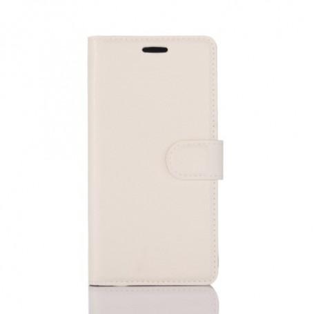 Nokia 6 valkoinen puhelinlompakko
