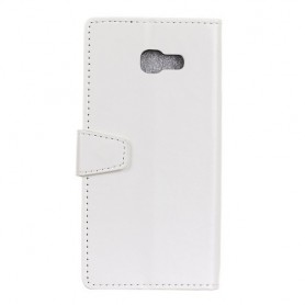 Samsung Xcover 4 valkoinen puhelinlompakko