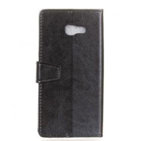 Samsung Xcover 4 musta puhelinlompakko
