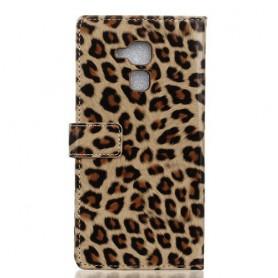 Huawei Honor 7 Lite leopardi puhelinlompakko
