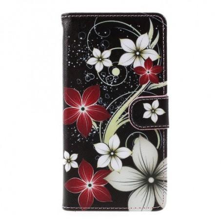 Huawei Honor 7 Lite kukat puhelinlompakko