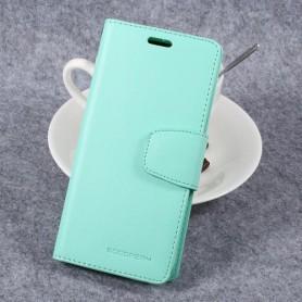 Samsung Galaxy S8 mintun vihreä puhelinlompakko