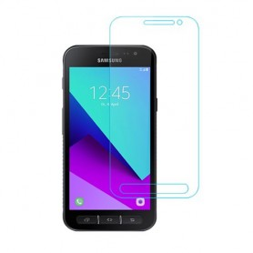 Samsung Xcover 4 kirkas karkaistu lasikalvo.