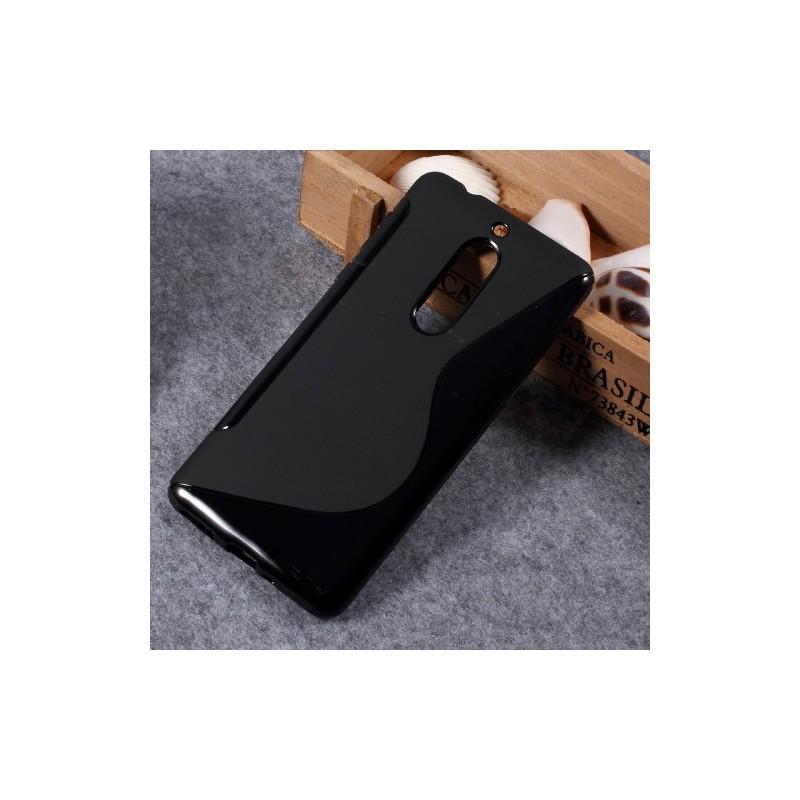 Nokia 5 musta suojakuori