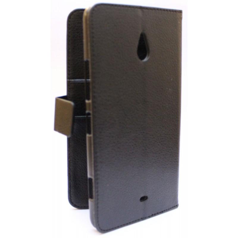 Lumia 1320 musta puhelinlompakko