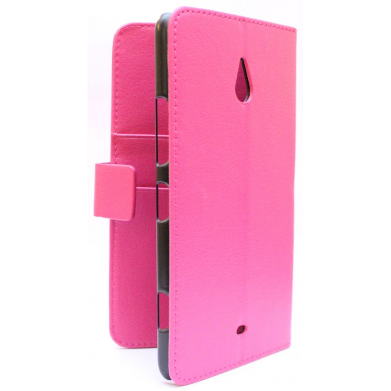 Lumia 1320 hot pink puhelinlompakko