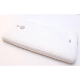 Lumia 1320 valkoinen silikonisuojus.