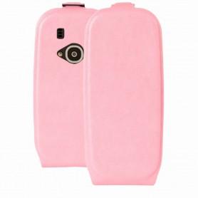 Nokia 3310 (2017) vaaleanpunainen läppäkotelo