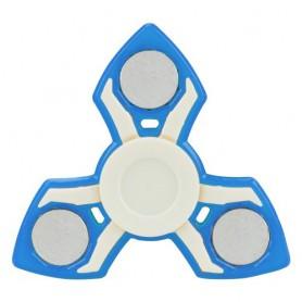 Sininen Fidget Spinner.