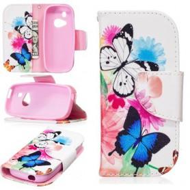 Nokia 3310 (2017) perhoset puhelinlompakko