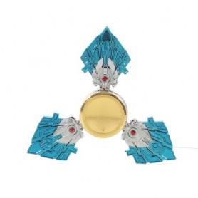 Näyttävä sininen Fidget Spinner.