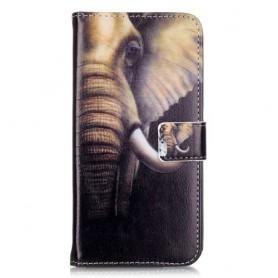 Huawei Honor 7 Lite norsu puhelinlompakko