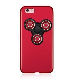 Apple iPhone 6s punainen spinner-suojakuori.