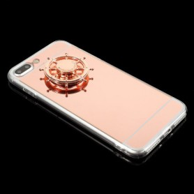 Apple iPhone 7 ruusukulta spinner-suojakuori.
