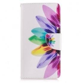 Nokia 6 kukka puhelinlompakko