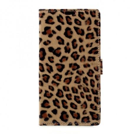 Nokia 6 leopardi puhelinlompakko