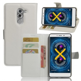 Huawei Honor 6X valkoinen puhelinlompakko
