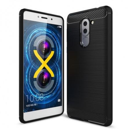Huawei Honor 6X musta suojakuori
