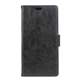 Huawei Honor 9 musta puhelinlompakko