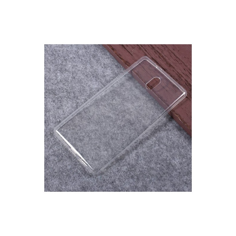 Nokia 3 läpinäkyvä suojakuori