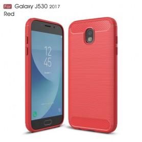 Samsung Galaxy J5 2017 punainen suojakuori