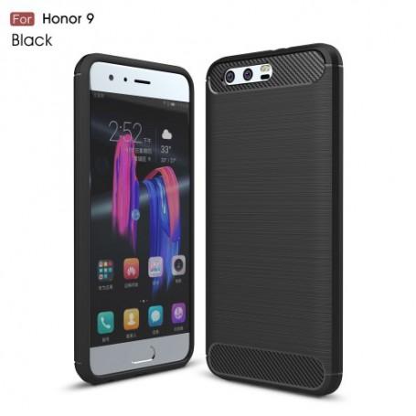 Huawei Honor 9 musta suojakuori