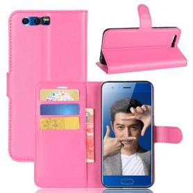 Huawei Honor 9 pinkki puhelinlompakko