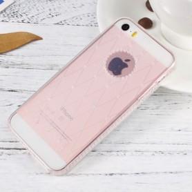 Apple iPhone SE läpinäkyvät kuoret.