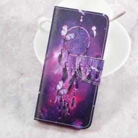 Samsung Galaxy S8 unisieppari puhelinlompakko