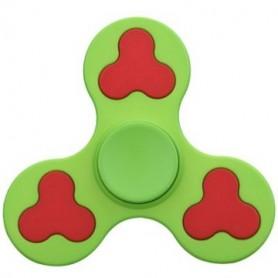 Vihreä Fidget Spinner.
