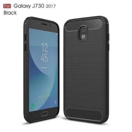 Samsung Galaxy J7 2017 musta suojakuori