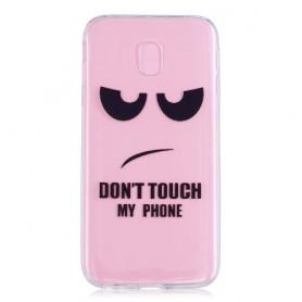 Samsung Galaxy J5 2017 do not touch my phone suojakuori.