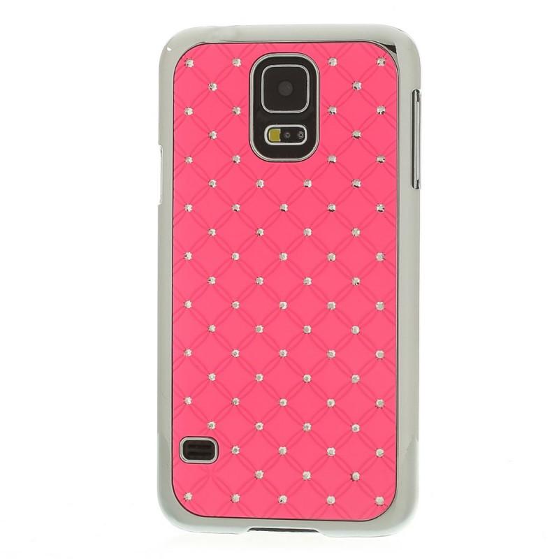 Galaxy S5 pinkit luksus kuoret