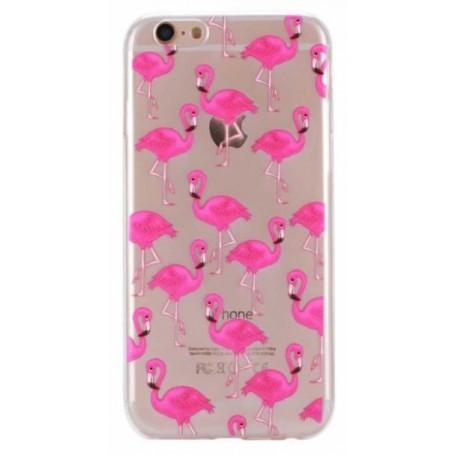 Apple iPhone 6 flamingot suojakuori.