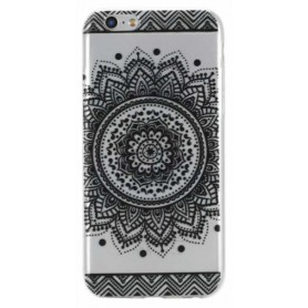 Apple iPhone SE mandala suojakuori.
