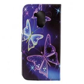 Huawei Honor 6A perhoset suojakotelo