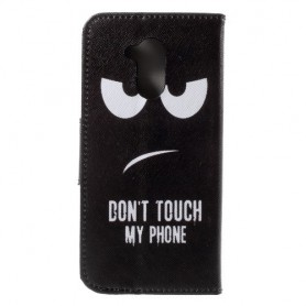 Huawei Honor 6A do not touch my phone suojakotelo