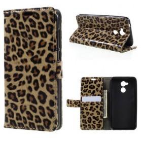Huawei Honor 6A leopardi suojakotelo