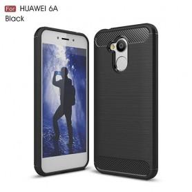 Huawei Honor 6A musta suojakuori